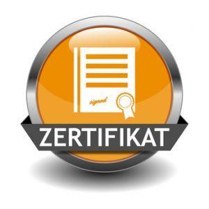 Fernstudium mit Zertifikat