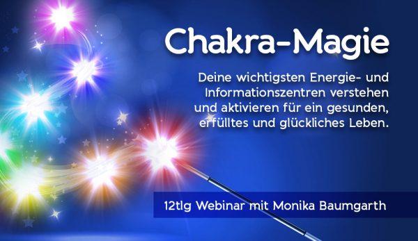 Chakra-Magie