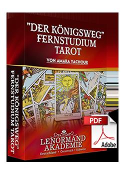Der Königsweg Fernstudium Tarot