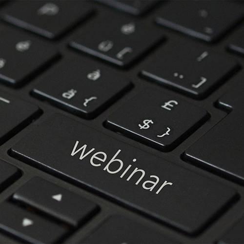 Live-Webinare zum aktiven Dabeisein
